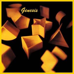Genesis - SACD cover