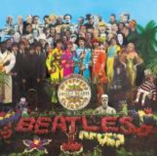 Sgt. Peppers Lonely Hearts Club Band - 12