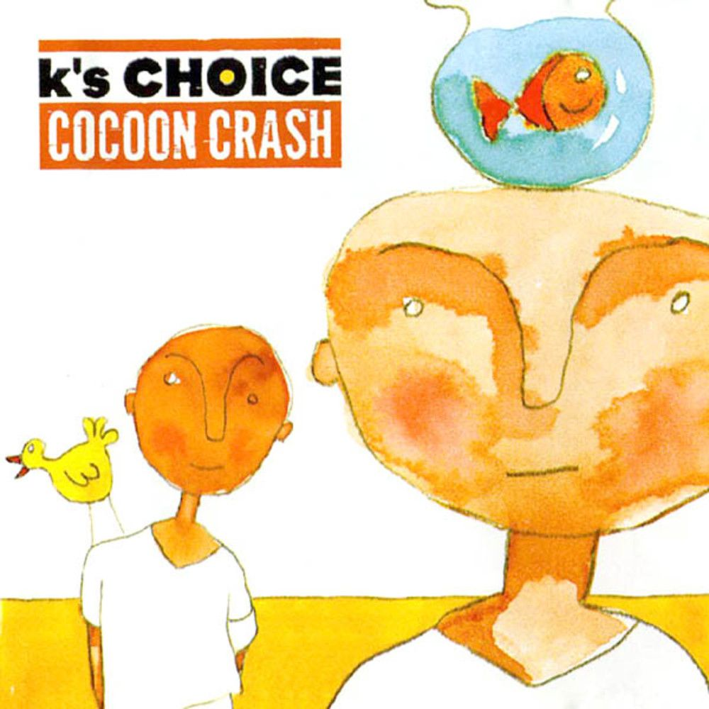 Cocoon Crash -  cover