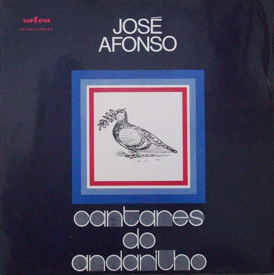 Cantares Do Andarilho - CD cover