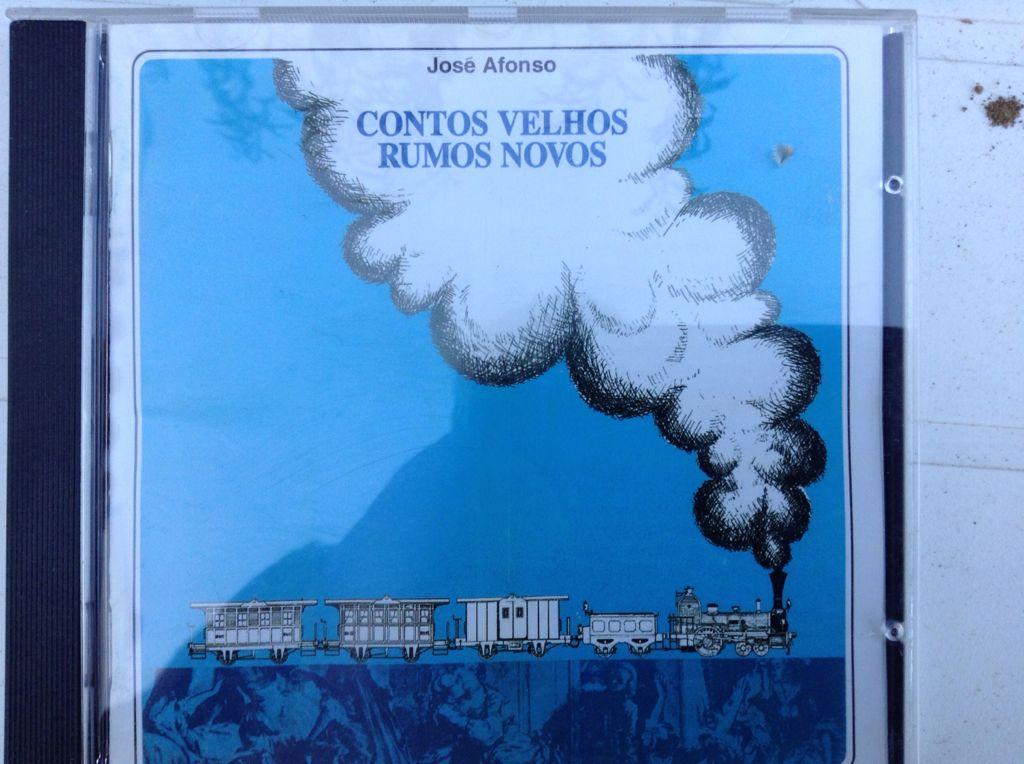 Contos Velhos Rumors Novos -  cover