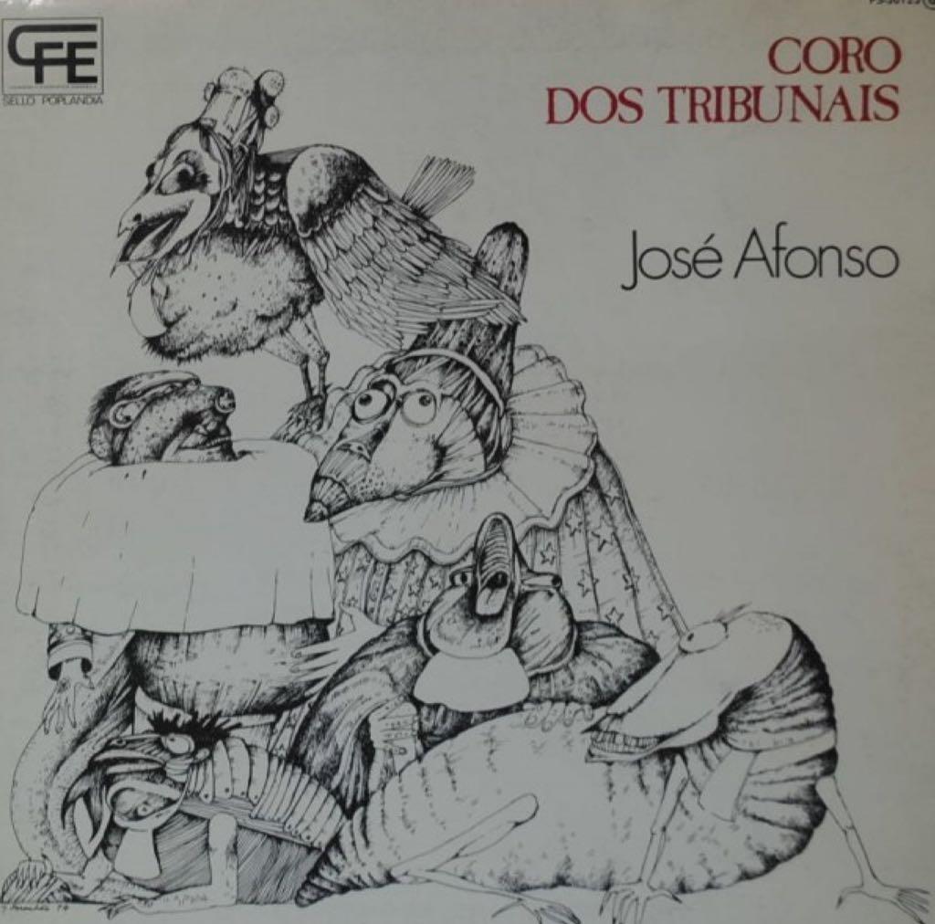 Coro Dos Tribunais - CD cover