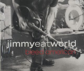 Bleed American - CD cover