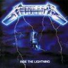 Ride The Lightning -  cover