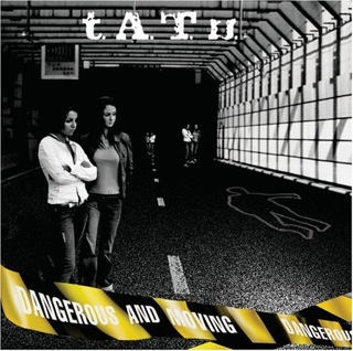 Dangerous and Moving - CD cover
