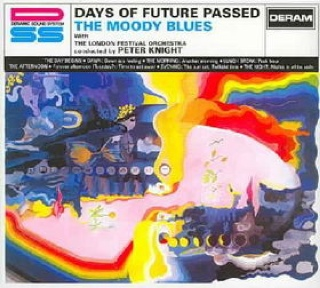 Days Of Future Passed - DVD-A cover