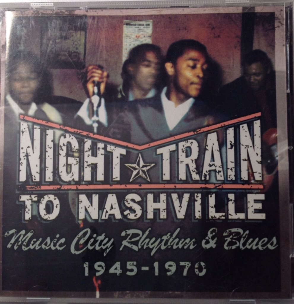 Night to Train to Nashville -  cover