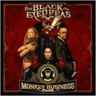 Monkey Business - CD cover