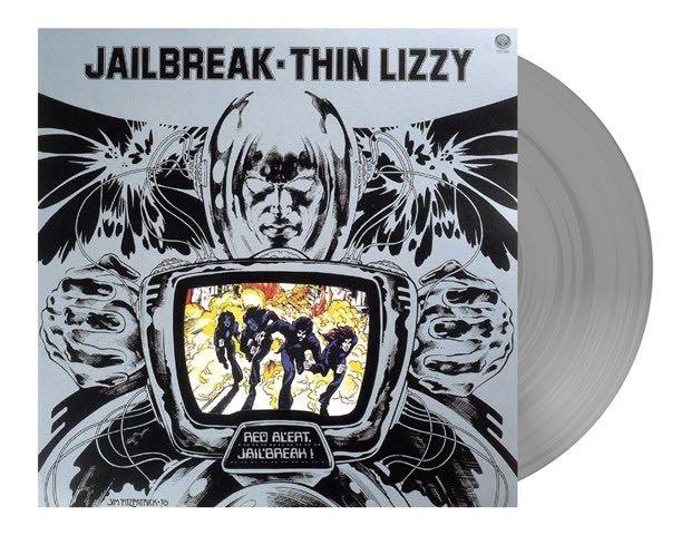 Jailbreak -  cover