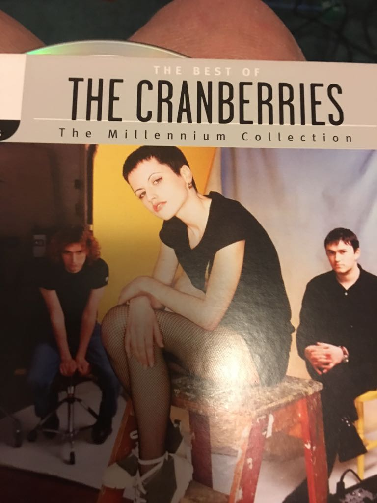 The Best Of The Cranberries -  cover