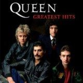 Greatest Hits - CD cover