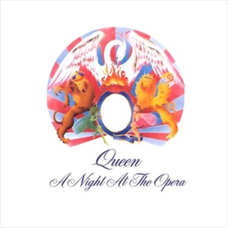 A Night At The Opera - CD cover