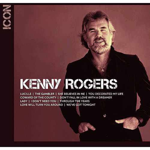 Kenny Rogers Icon Greatest Hits -  cover