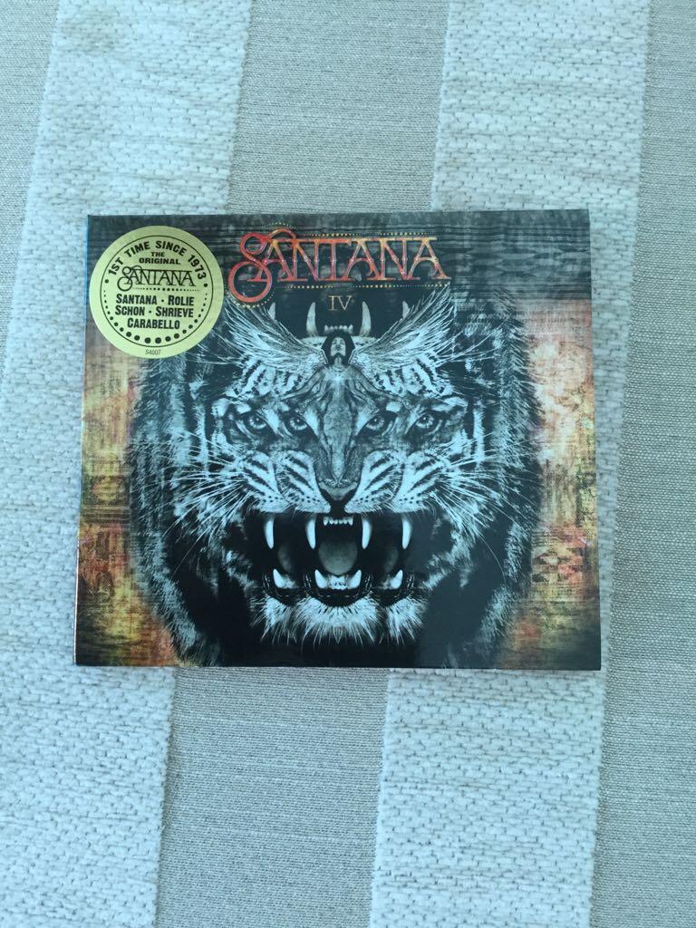 IV - CD-R cover