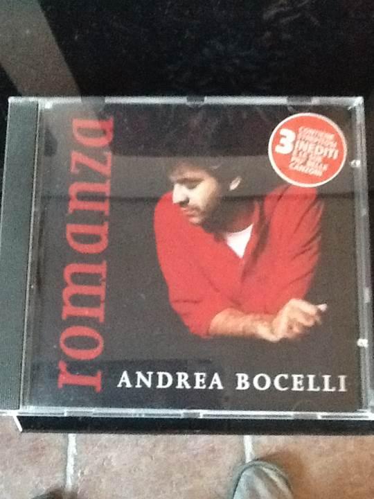Romanza -  cover