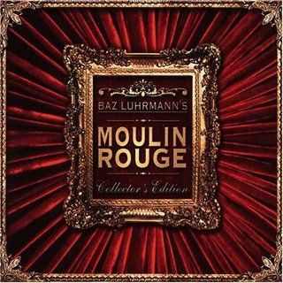 Moulin Rouge - CD cover