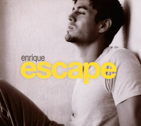 Escape - MiniDisc cover