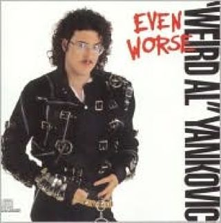 Even Worse - CD cover