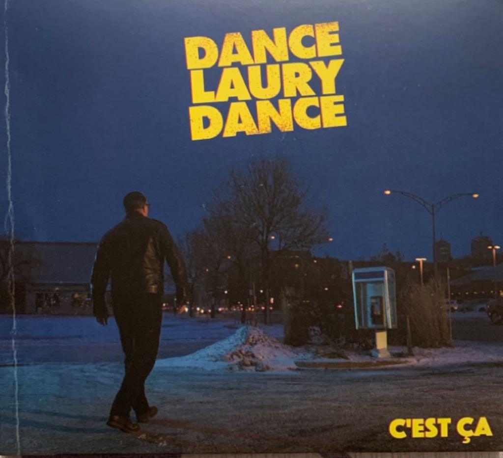 C'est Ça - CD cover