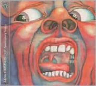 In the Court of the Crimson King - DVD-A cover