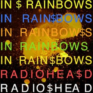 In Rainbows - CD cover