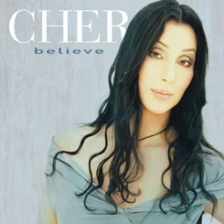 Believe - CD cover