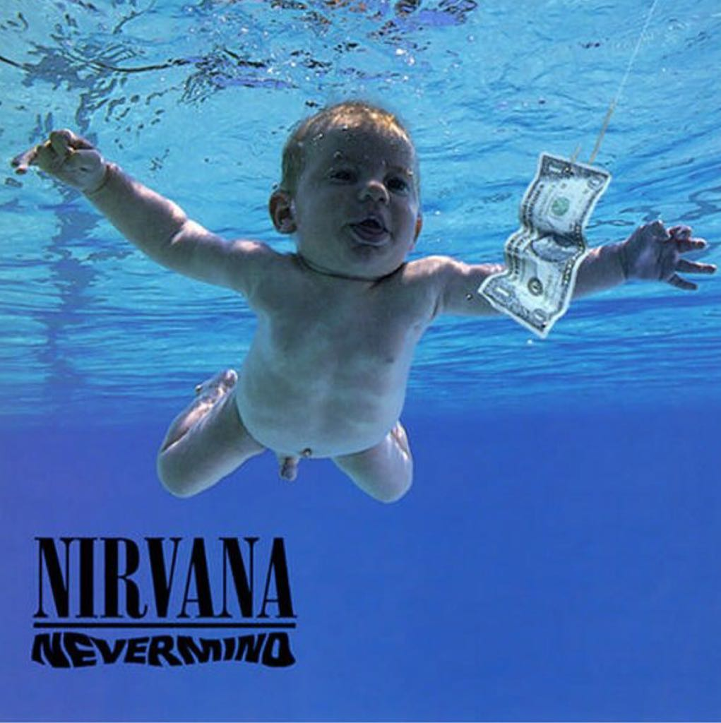 Nevermind -  cover