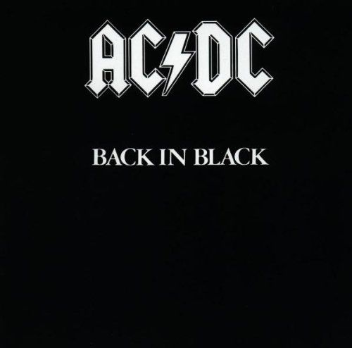 Back In Black -  cover