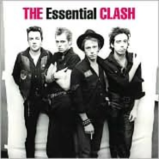 The Essential Clash - CD cover