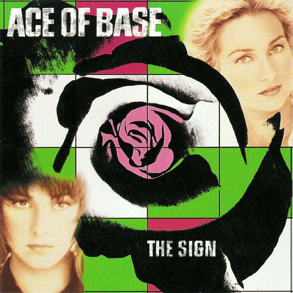 The Sign - CD cover