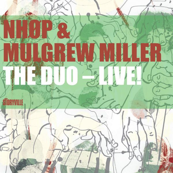 The Duo - Live! - CD cover