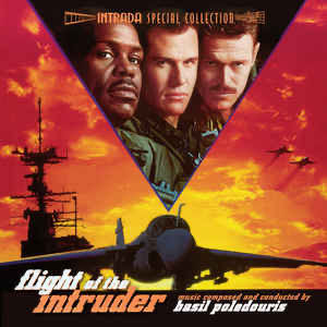 Flight Of The Intruder - CD cover