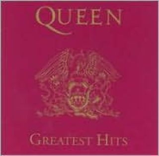 Greatest Hits (red) - CD cover