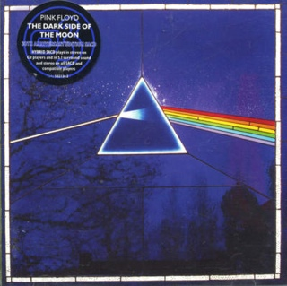 Dark Side Of The Moon - CD cover