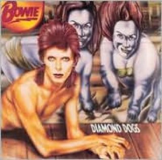 Diamond Dogs - CD cover