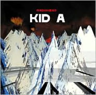 Kid A - CD cover