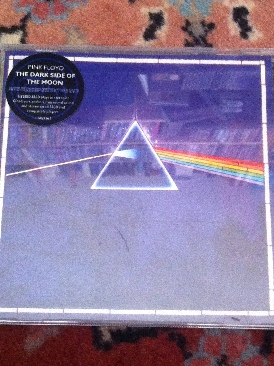 The Dark Side Of The Moon - SACD cover