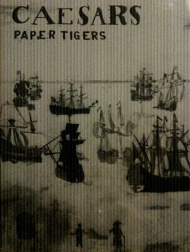 Paper Tigers - CD cover