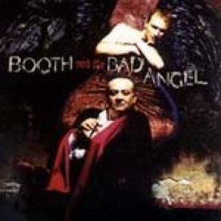 Booth And The Bad Angel - CD cover