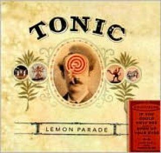 Lemon Parade - CD cover
