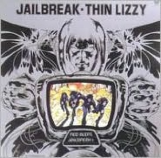 Jailbreak - CD cover