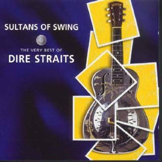 Sultans Of Swing - CD cover