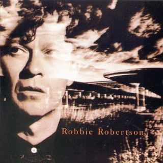 Robbie Robertson - CD cover