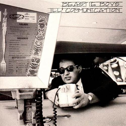 Ill Communication -  cover
