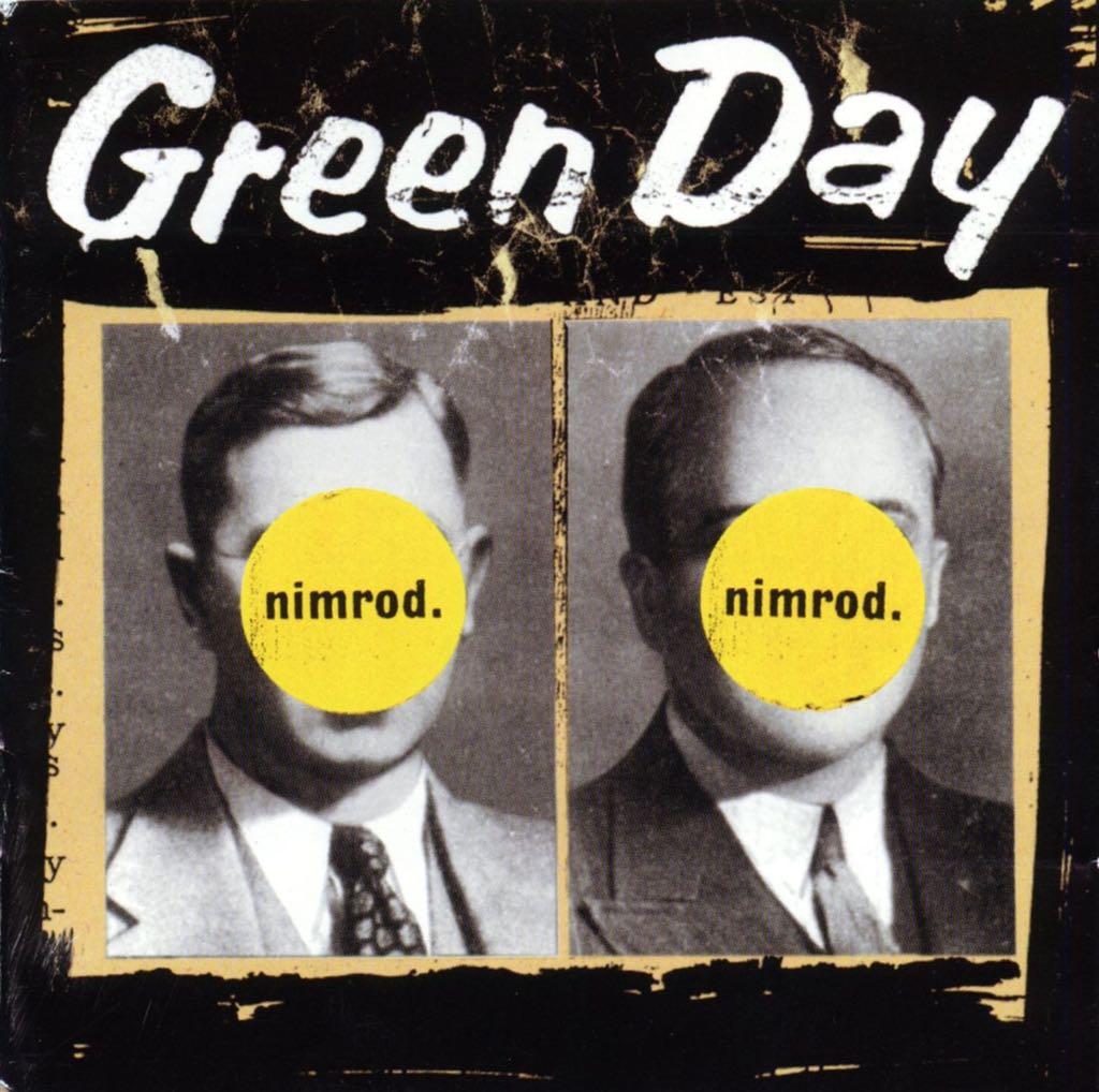 Nimrod -  cover