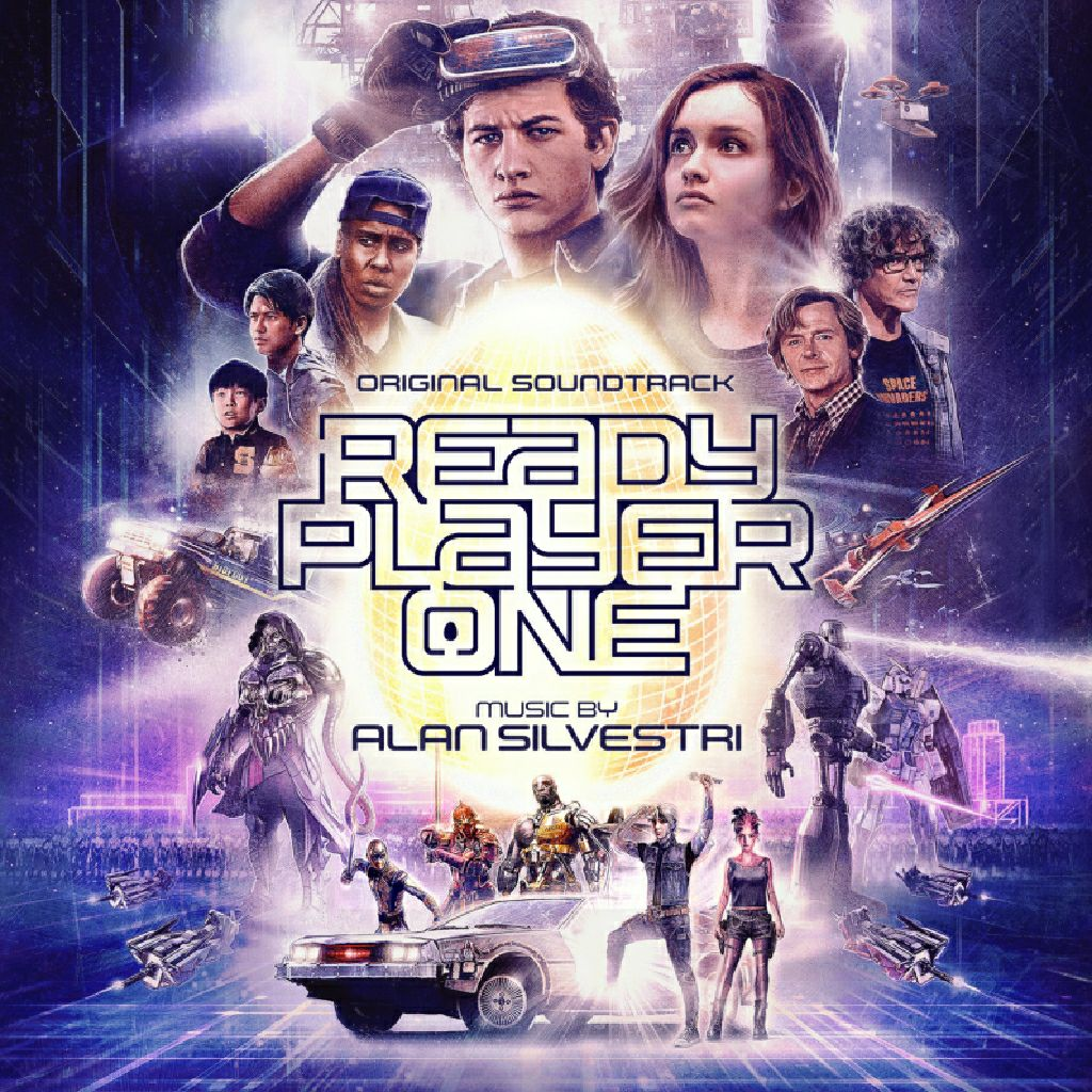 Ready Player One OST - 12