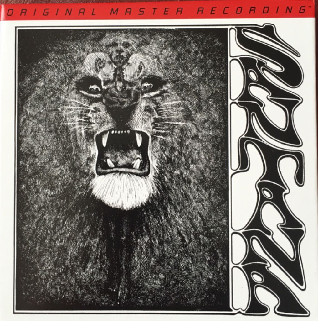 Santana - SACD cover