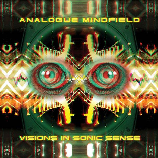 Visions In Sonic Sense  - CD cover