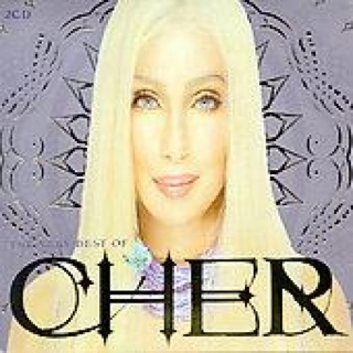 The Very Best Of Cher - CD cover