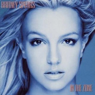 In the Zone - CD cover
